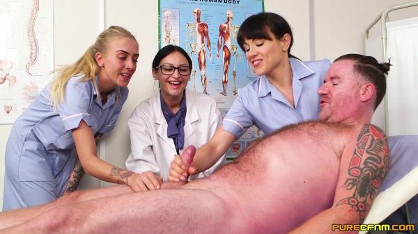 Cassie Clarke Lucy Love, Tamara Phillips - Nurses Do It Better (01.11.2019) [FullHD 1080p] (PureCFNM)