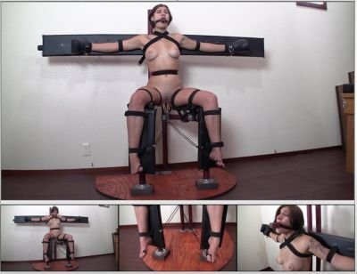 BondageLife – Cassandra Crimson – Cass In Chair – 10/7/2019