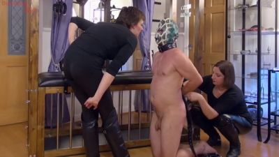 Impotent Loser Turns Cockwhore – Governess Ely