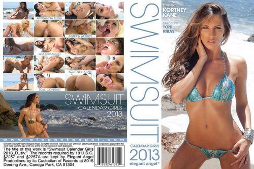 Swimsuit Calendar Girls 2013 (2013) WEBRip / SD / *MKV*