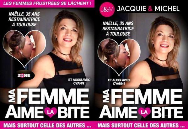 Ma Femme Aime La Bite - My Wife Loves Cock