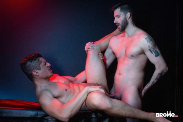 BRM - Logan Styles, Rocky Vallarta - Woods Part 2