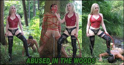 The English Mansion – Abused In The Woods Part 2