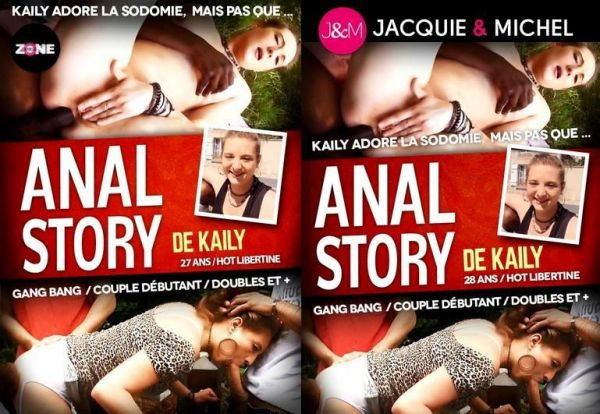 Anal Story De Kaily - Kaily`s Anal Story (HD Rip 720p)