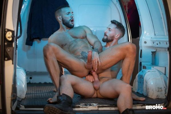 BRM - Nick North, Donato Reyes - The Creeper Van