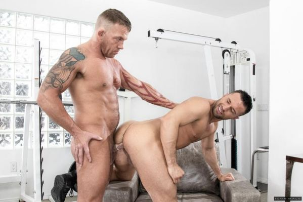IM - My Best Friend's Dad Scene 1 - Colby Tucker, Tristan Brazer