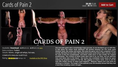 ElitePain – Cards of Pain 2