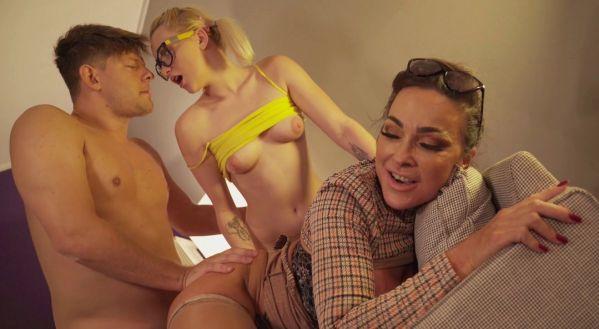 Aubrey Black & Marilyn Sugar - Fake Family