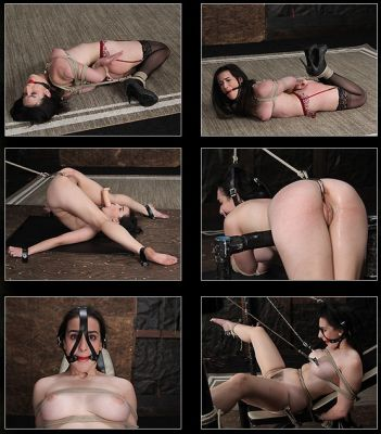 Helpless Bondage Slut – Lyra Lockhart