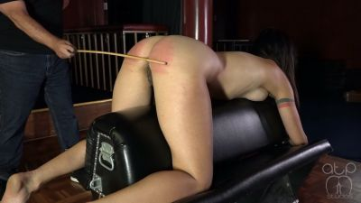 Final Strokes and Hand Tawsing - Chrissy Marie and Delta Nude Judicial Punishment - 4