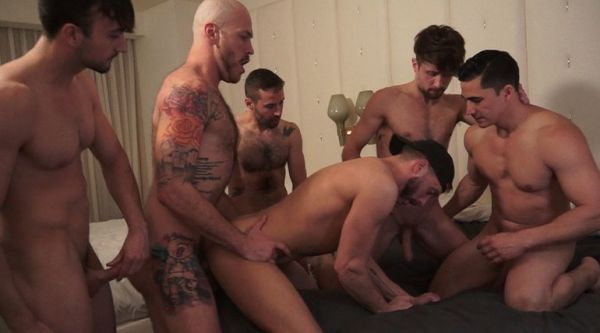 TF - Chase Parker Group Fuck