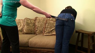 RealSpankings – Jessy's Phone Data Debacle