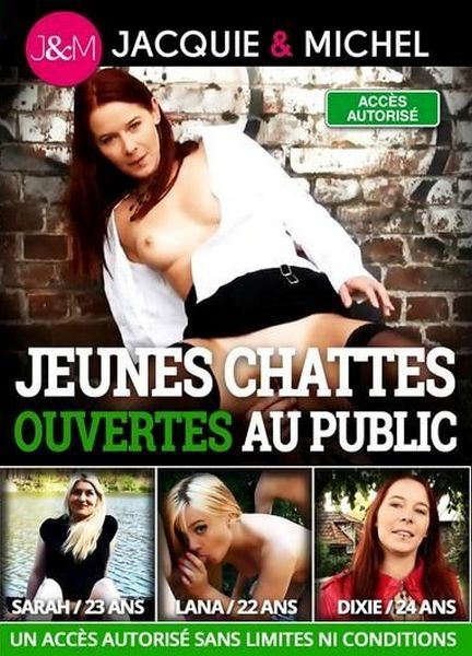Jeunes Chattes Ouvertes Au Public - Young Pussies Open To The Public (HD Rip 720p) Cover