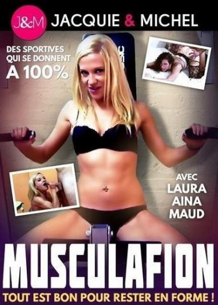 Musculafion,Tout Est Bon Pour Rester En Forme - Musculafion, Everything Is Good To Stay In Shape (HD Rip 720p)