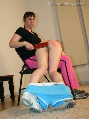 PunishedBrats – Piper – The New Coach Part 2 of 2