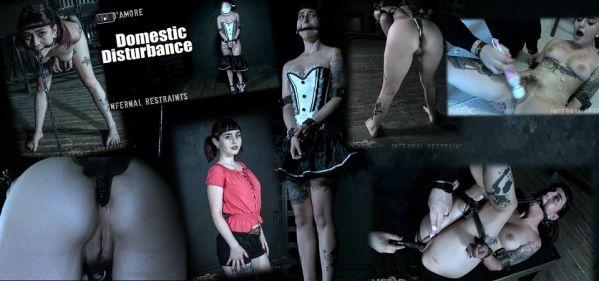 Ava D'Amore - Domestic Disturbance