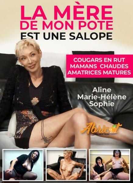 La Mere de Mon Pote est Une Salope (FullHD Rip 1080p) Cover
