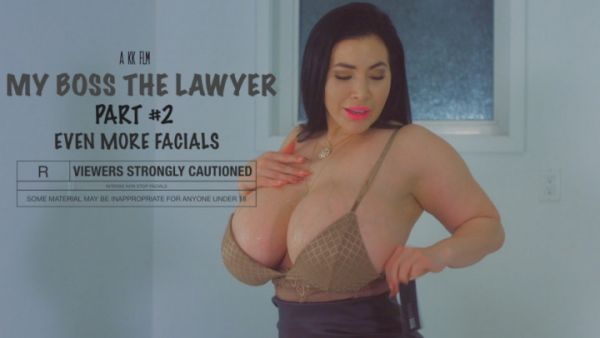 Goddess - My Boss The Lawyer Pt 2 More Facials (17.10.2019) [FullHD 1080p] (Big Tits)