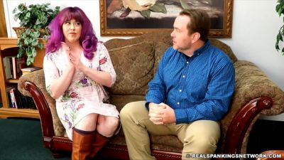 RealSpankingsNetwork – Betty is Punished for Lack of Respect (Part 1 of 2)
