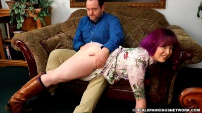 RealSpankingsNetwork - Betty is Punished for Lack of Respect (Part 1 of 2)