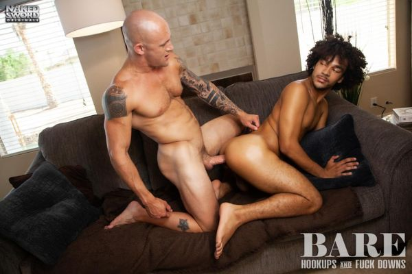 NS - Bare - Hookups And Fuck Downs sc 1 - Trevor Laster And Derek Cline