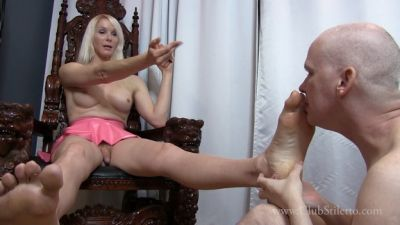 Clubstiletto - Giant Nipple Clamps for the LOSER