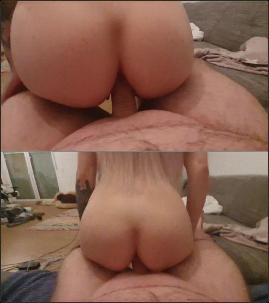 StellaCinderella - Mein erstes Mal Anal die Ficksahne in den Arsch gespritzt