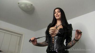 Clubstiletto – Mistress Damazonia's Gimp