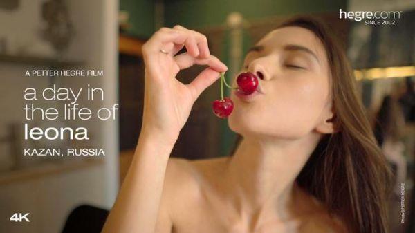 Leona - A Day In The Life of Leona Kazan