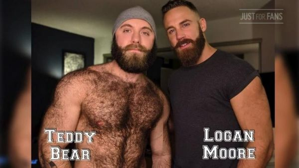 JFF - Logan Moore & Teddy Bear
