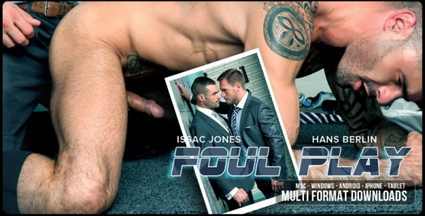 MAP - Foul Play - Issac Jones & Hans Berlin