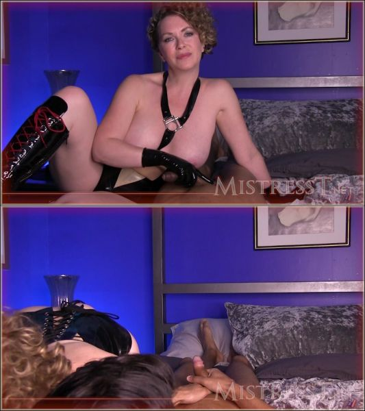 MistressT - Mistress T - Complete Fail Audition (07.10.2019) [HD 720p]