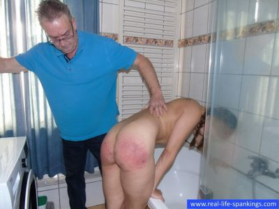 Real-life-spankings - Strict Upbringing Part 3