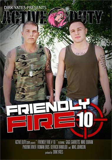 AD - Friendly Fire vol 10