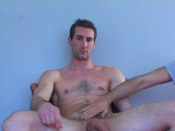 KG - Guillaume Gets Wanked - Part 1 of 2