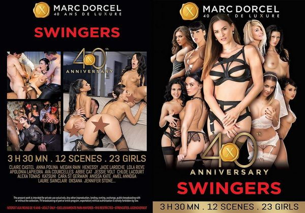 40th Anniversary Swingers (2019) Marc Dorcel