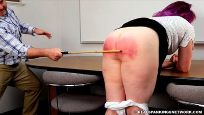 Betty is Punished for Abusing her Power (Part 2 of 2)