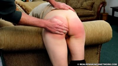 RealSpankingsNetwork - Annie's Real Discipline (Part 1 of 2)