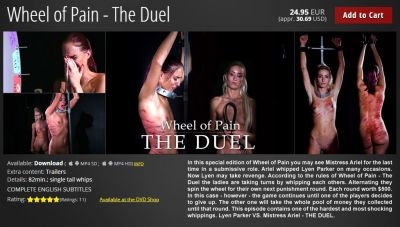 ElitePain : Wheel of Pain – The Duel