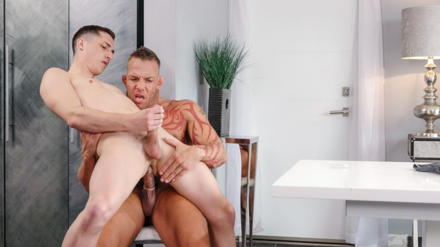 IM - My Best Friend's Dad scene 4 - Tristan Brazer & Tristan Hunter