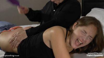 Tripleaspanking - Rude Rachel's Tearful Punishment
