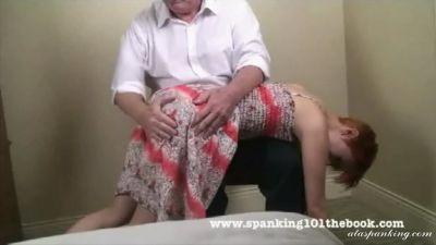 Spanking101thevideos – Spanking Orias