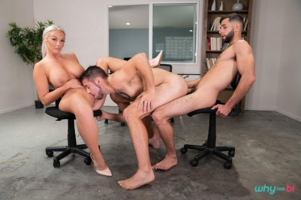 WhyNotBi - Brook Page, Dante Colle, Argos Santini - Anal Innovation