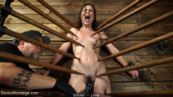 BDSMmania Juliette March: Perfect Pain Slut Pushed to the Extreme