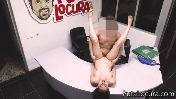 Ana Spears - Camara oculta [HD 720p] (Putalocura)