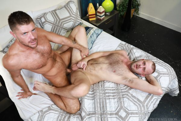 EBD - Bruise My Ass - Chandler Scott & Jack Andy