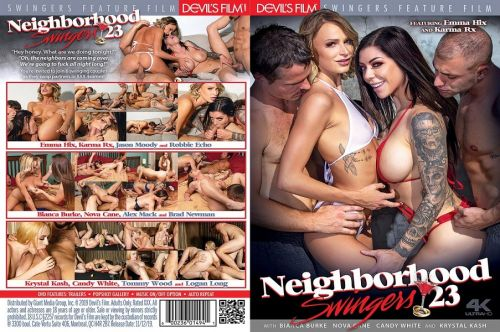 Neighborhood Swingers 23 (2019)