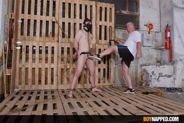 BN - Sebastian Kane & Chase Parker - Total Kinky Cock Play - Part 1