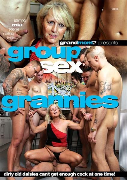Group Sex Grannies (2019 / HD Rip 720p)
