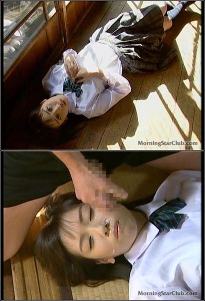 MorningStarClub - Schoolgirl Facial with Mio Sakura (SD/480p) [2019]
